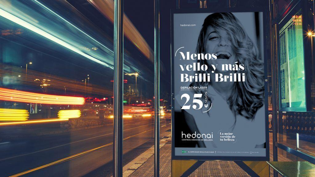 Campaña de publicidad / marketing / Hedonai / Cultbrand.es